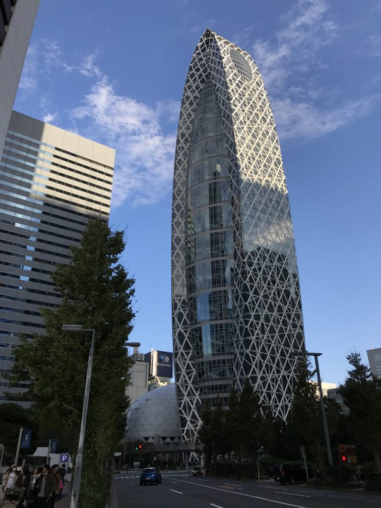 西新宿ビル群